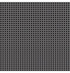 Pixel Grid Texture over Black Background vector