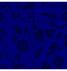 abstract background dark blue and gray vector image