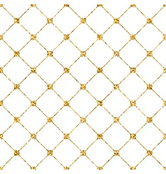 Rhombus seamless pattern white 2 vector