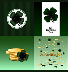 saint patricks day vector image