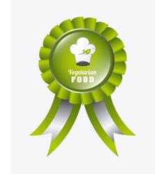 natural food vector image vector image