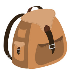 backpack-2-2 vector image