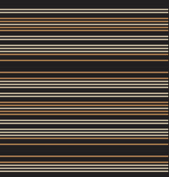 Brown taupe stripe seamless pattern background in vector