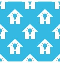 House light pattern vector