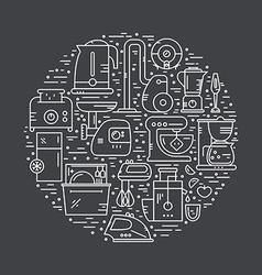 House gear vector image