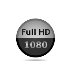 Silver Full HD vector