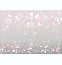 abstract blurred soft focus bokeh of bright vector image