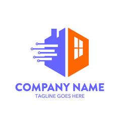 building logo-12 vector image
