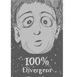 Divergent vector