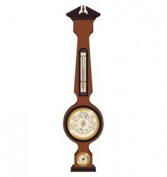 banjo weather station vector image vector image