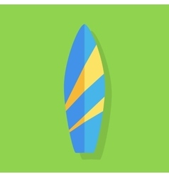 Surfboards for Surfing vector image