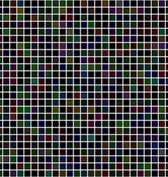 Dark pixel mosaic background vector
