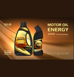 Engine oil automotive lubricant material vector
