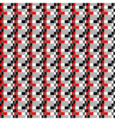geometric pixels pattern vector image