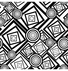 Geometric vector image vector image