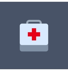 Medical Flat Icon vector image