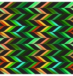 Seamless Colorful Pink Green Shades vector image vector image