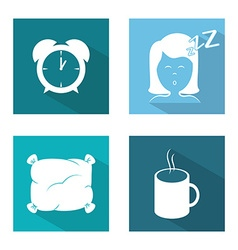 Sleep design vector