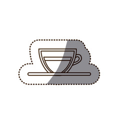 coffee espresso icon image vector image