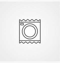 condoms icon sign symbol vector image