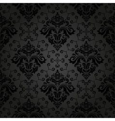 Wallpaper in the style of Baroquen Abstract vector image