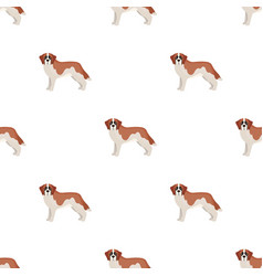 Beagle single icon in cartoon stylebeagle vector