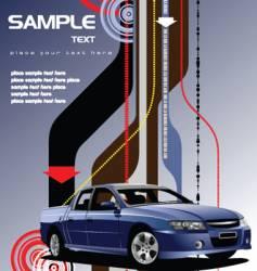 brochure vector image