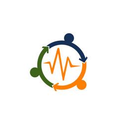 Continuum health care vector