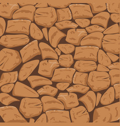 Stone textured background in rusty bronze tone vector