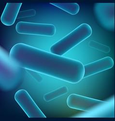 Creative of probiotics vector