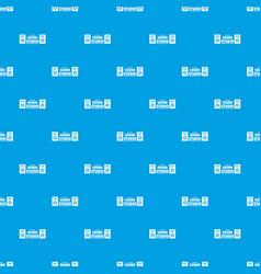 record sound studio pattern seamless blue vector image