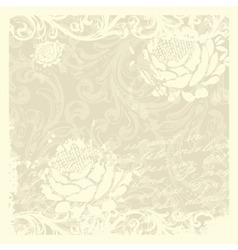 Historical background vector image