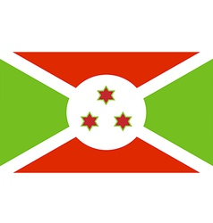 burundi vector image