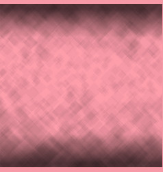 abstract pink square mosaic pattern vector image