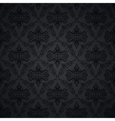 seamless background in vintage vector image