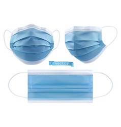 Medical mask surgical mask virus and infection vector