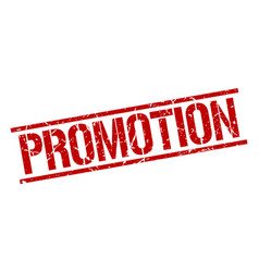 Promotion stamp vector