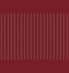 red stripe fabric texture seamless pattern vector image