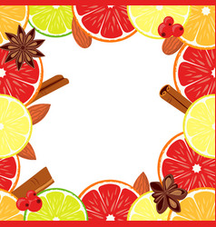 Vegan day colorfull background square vector