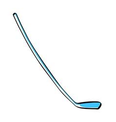 The hockey stick vector
