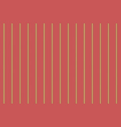 vintage red striped background seamless pattern vector image