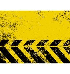 hazard stripe vector image
