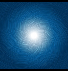 Abstract Cyclone Background Blue vector