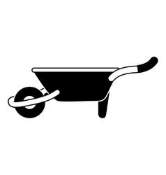Gardening tool equipment vector
