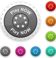 Play now award vector
