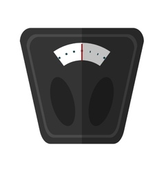 Analog weight scale fitness vector