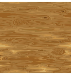 Seamless pattern - old wooden texture background vector image