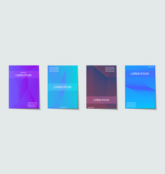 Covers design set abstract minimal geometric vector