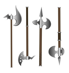 set of axes vector image