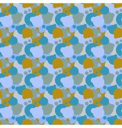Childrens pattern of balls vector